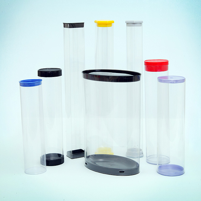 Plastic Tubes and Containers